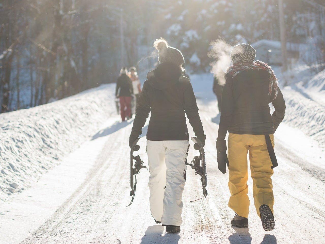 Escursioni al caldo in 5 passi