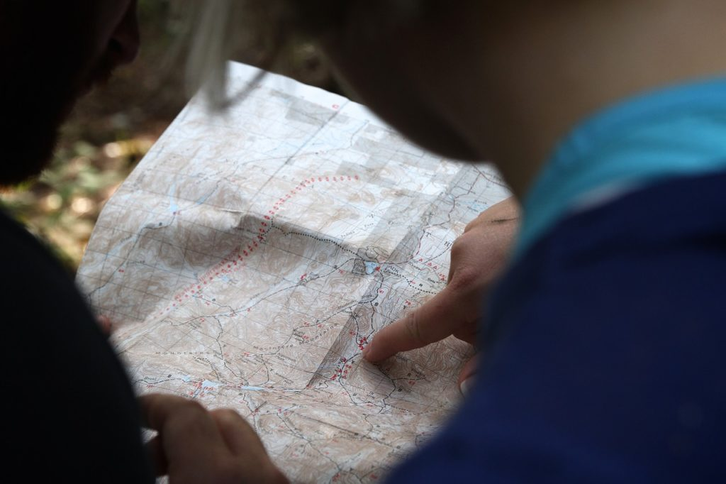 mappa-itinerario